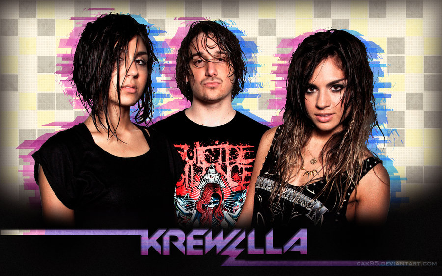 Krewella / クルーウェラ
